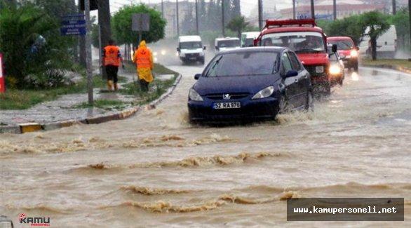 Son Dakika: Ordu'daki Sel Felaketinde 2 Kişiyi Arama Çalışmaları Sürüyor