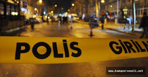 Son Dakika: Polis Aracına Silahlı Saldırı