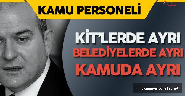 """Süleyman Soylu: """"Kamu Personeli Alımı Ortak Dille Olmalı"""""""