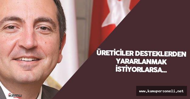 """Tarım Sigortaları Havuzu (TARSİM) Genel Müdürü Yusuf Satoğlu : """" Sigortalanma Oranları..."""""""