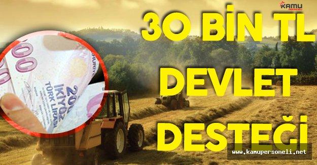 Tarımsal Danışmanlığa 30 Bin TL Devlet Desteği Resmi Gazete'de
