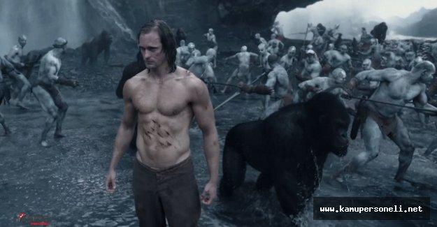 Tarzan Efsanesi Bu Hafta Sinemalarda ( Bu Hafta Vizyona Girecek Filmler)