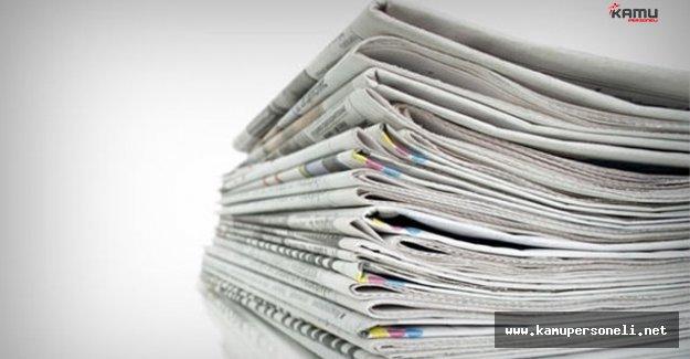 Tekrar açılan gazetelerin listesi Resmi Gazete'de yayımlandı