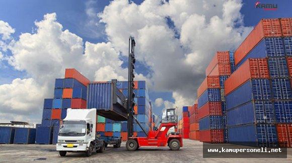 Temmuz Ayına İlişkin Dış Ticaret İstatistikleri Açıklandı