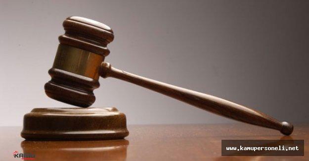 Terör Örgütü Üyesi 6 yıl 3 Ay Hapis Cezasına Çarptırıldı