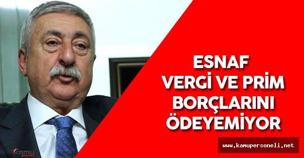"""TESK Genel Başkanı : """" Esnaf Zor Durumda !"""""""
