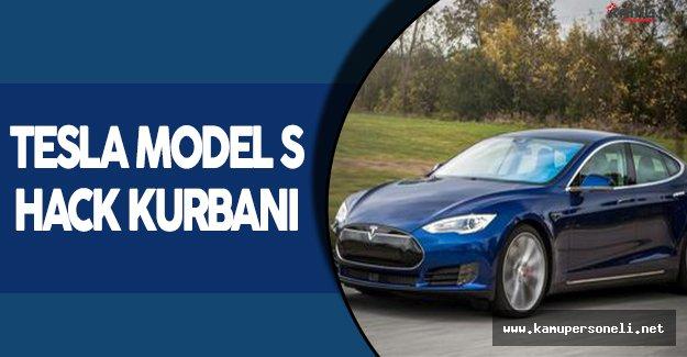 Tesla Model S Hack Kurbanı Oldu!