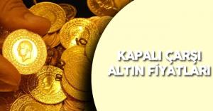 16 Ağustos Kapalıçarşı'da Çeyrek Altın Fiyatları
