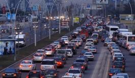 Ankara'da Güvenlik Nedeniyle Trafik Düzenlemeleri Yapıldı