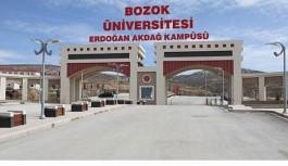 Bozok Üniversitesi 22 Akademik Personel Alıyor