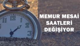 Memurların Çalışma Saatleri Ne Zaman Değişecek?