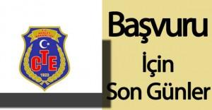 Ceza ve Tevkifevleri Genel Müdürlüğü (CTE) Personel Alımı Başvurularda Sona Geliniyor