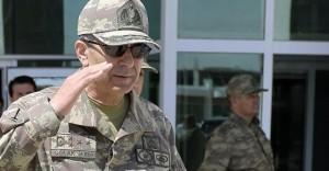 Kara Kuvvetleri Komutanı Nusaybin'e Gitti