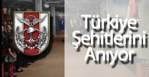 """TSK """"Türkiye Şehitlerini Anıyor"""" Duyurusu Yaptı"""