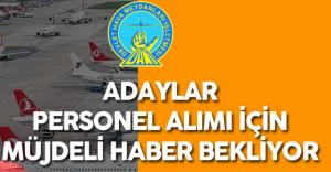 2016 Devlet Hava Meydanları İşletmesi Genel Müdürlüğü (DHMİ) Personel Alımı İçin Adaylar Sabırsız