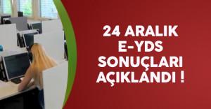 2016 e-YDS Elektronik Yabancı Dil Sınavı sonuçları açıklandı