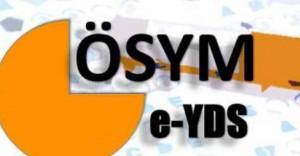 2016 e-YDS Sınav Giriş Yerleri Açıklandı