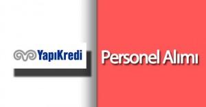 2016 Yapı Kredi Personel Alımı