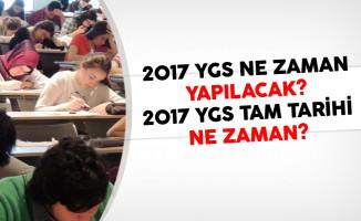 2017 YGS Ne Zaman Yapılacak? 2017 YGS Tam Tarihi Ne Zaman?