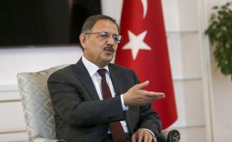 Çevre Bakanı Özhaseki MHP ile Hükümet Kurulacak Senaryolarına Cevap Verdi