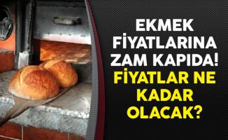 Ekmek Fiyatlarına Zam Kapıda! Fiyatlar Ne Kadar Olacak?
