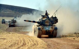 Fırat Kalkanı Harekatının 160. Günü: 20 DEAŞ'lı Terörist Etkisiz Hale Getirildi