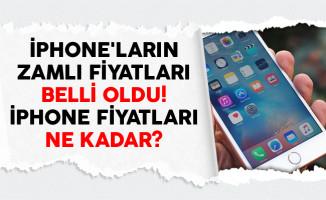 iPhone'ların Zamlı Fiyatları Belli Oldu! İphone Fiyatları Ne Kadar?