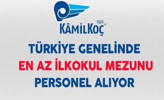 Kamil Koç Türkiye Genelinde En Az İlkokul Mezunu Personel Alıyor