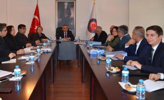 Kamu Personel Alım Süreçlerinin Değerlendirilmesi Toplantısı Yapıldı