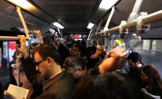Toplu Taşıma Araçlarında Yeni Kural! Sivil Polisler Görevde Bulundurulacak