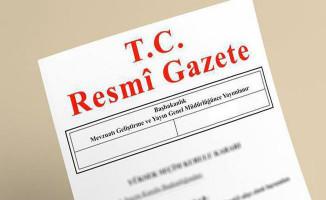 10 Şubat 2017 Tarihli Atama Kararları Resmi Gazete'de Yayımlandı
