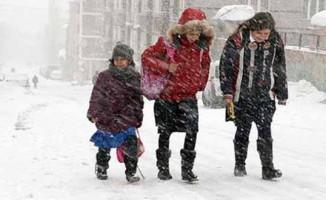 17 Şubat 2017 Okulların Tatil Olduğu İl ve İlçeler