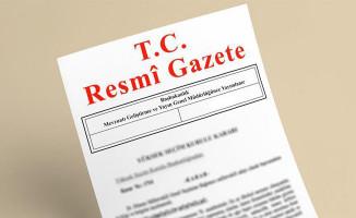 24 Şubat 2017 Tarihli Atama Kararları Resmi Gazete'de yayımlandı