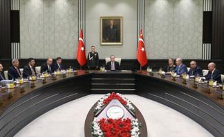 31 Ocak Milli Güvenlik Kurulu (MGK) kararları açıklandı