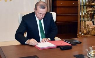 Anayasa değişikliği kanunu Cumhurbaşkanı Erdoğan'a sunuldu