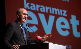 Başbakan Yardımcısı Kurtulmuş'tan Anayasa Değişikliği Hakkında Önemli Açıklama (104. Maddeye Karşı Çık...)