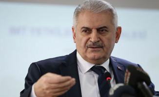 Başbakan Yıldırım: İnşallah Referandum 16 Nisan'da Yapılacak