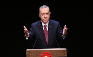 Cumhurbaşkanı Erdoğan: Birlik Olma Zamanı Çoktan Gelmiştir