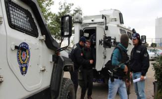 Eylem Hazırlığındaki 5 PKK'lı Terörist Tutuklandı