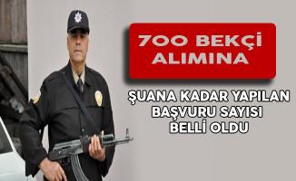 İstanbul Valiliği 700 Bekçi Alımına Şuana Kadar Yapılan Başvuru Sayısı Belli Oldu