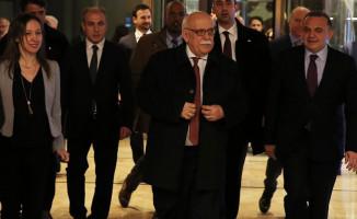 Kültür Bakanı Nabi Avcı 'dan İsrail Açıklaması