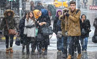 Meteoroloji'den çok kritik uyarı: Kar tekrar geliyor