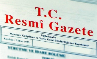Milli Savunma Bakanlığı'na ait atama kararı Resmi Gazete'de yayımlandı