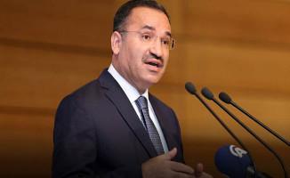 Adalet Bakanı Bozdağ'dan Almanya'ya Tepki