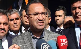 Adalet Bakanı Bozdağ: Türkiye Birçok Terör Örgütü İle Mücadele Eden Tek Ülkedir