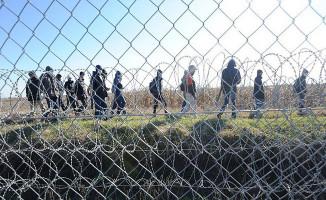 Avrupa Birliğinden (AB) Sığınmacıların Gözaltına Alınması Talebi
