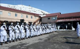Bitlis'te PÖH ve JÖH Timleri Operasyonlarına Başarılı Bir Şekilde Devam Ediyor