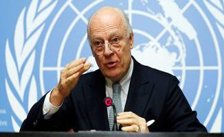 BM Suriye Özel Temsilcisi Suriye Barış Görüşmelerinin 5. Tur Tarihini Açıkladı
