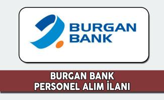 Burgan Bank Personel Alım İlanı