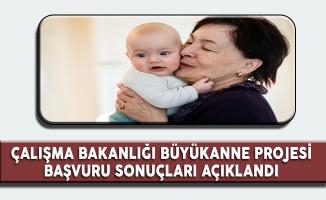 Çalışma Bakanlığı Tarafından Büyükanne Maaşı Alacaklar Belirlendi